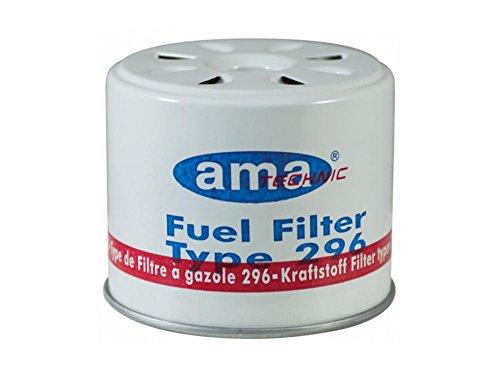 Rohbenzin-Filter Typ Cav 296 passend für Traktoren von Fiat-Same-Lombardini-Landini von Ama.