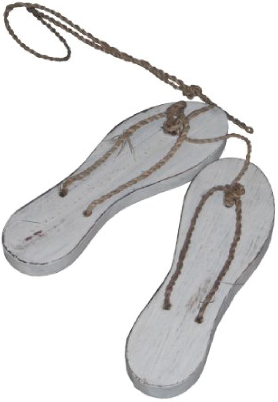 Sandals Pair White  Billig und erschwinglich Im Verkauf