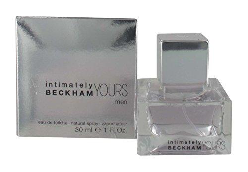 David Beckham Intimately Yours men, Eau de Toilette, 30 ml - Beckham Intimately Beckham Edt