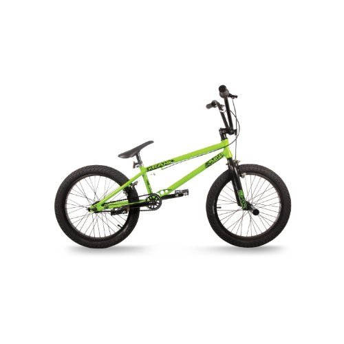 "MADD MGP 20"" BMX Bike Krank Street -lime 2012 Bicyclette"