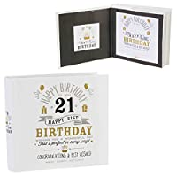 Fancy Classic Collection Signography Birthday Photo Album 4