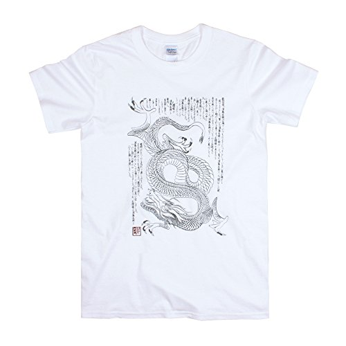 Strand Clothing - T-Shirt - Manches Courtes - Homme Blanc Blanc - Blanc - X-Large