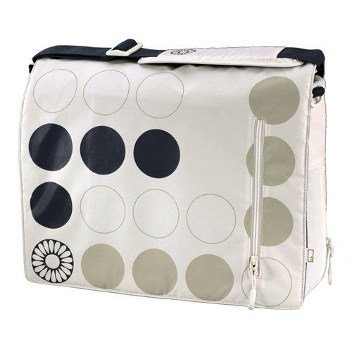 aha Notebook Tasche 15,4 Zoll blau/wei� - 15.4 Notebook Bag