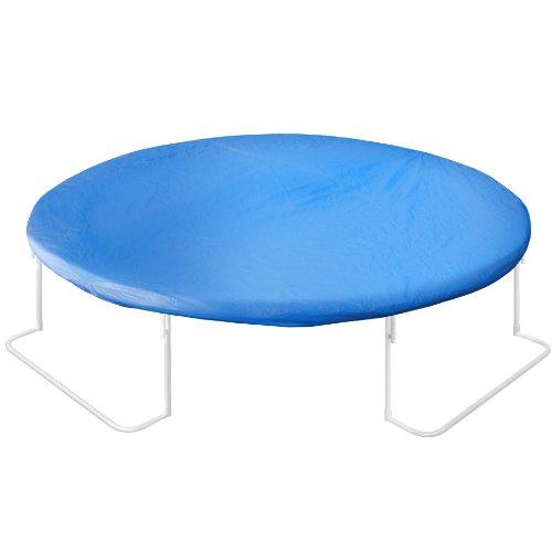 Ultrafit Regenabdeckung für Trampolin / Raincover mit mehrfachem Kordelzug - Abdeckplane als Schmutz- und Wetterschutz - auch für Pools, 430 cm