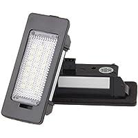Sunpie Luces de Matrícula LED