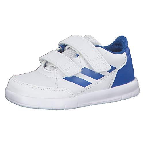 Détails sur Adidas Altasport Bleu Baskets Sportif Chaussures de Bébé Gymnastique S81061