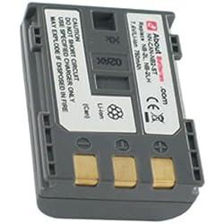 Batterie pour CANON EOS 350D, 7.4V , 750mAh , Li-ion