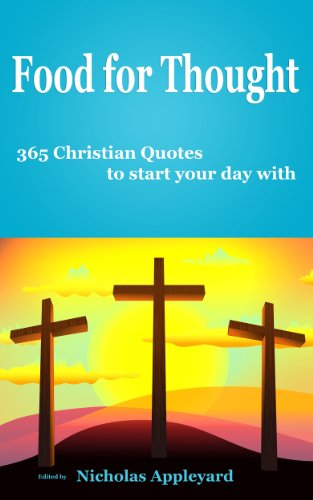 food for thought christian quotes to start your day
