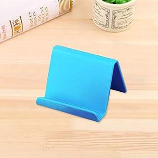 Kongnijiwa Home Series Universal Plastic Stand Base For Smartphone Candy Color Mobile Phone Bracket