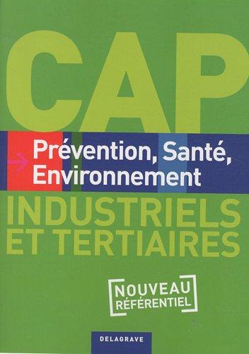 CAP Prévention, Santé, Environnement, Industriel et tertiaires