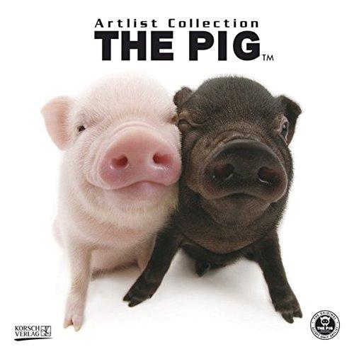 Preisvergleich Produktbild The Pig 2017: Broschürenkalender mit Ferienterminen