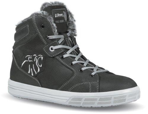 U POWER , Chaussures de sécurité pour homme Noir/gris