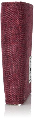 Herschel Roy Plus Coin RFID Wallet Winetasting Crosshatch - 3