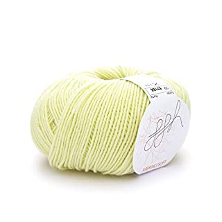 ggh Merino Soft 033 - Pastellgelb