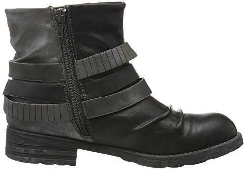 Bruno Banani Bootie - Bottines femme Gris (260 CHARCOAL)