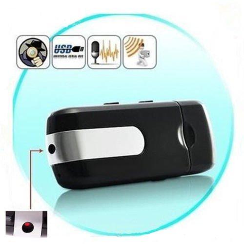 Electro-Weideworld - Pendrive usb con Cámara Espía Mini U8 720*480 o