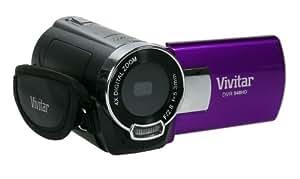 Vivitar DVR584HD-PUR-INT Caméscope 2,2'' 5 Mpix Violet