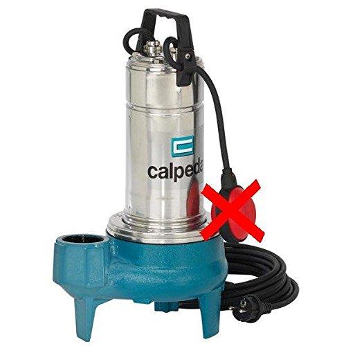 CALPEDA Pompe Submersible GQSM Eaux Charges GQS50-13m 1,1kW 1,5Hp 230V 50Hz