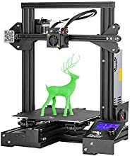 3IDEA Creality Ender 3 Pro 3D Printer with Removable Build Surface Plate and UL Certified Power Supply 220x220