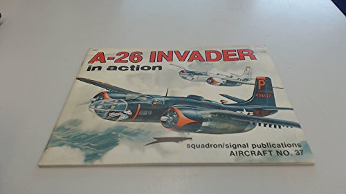 A-26 Invader in Action - Aircraft No. 37