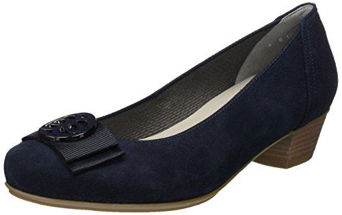araNancy - Scarpe con Tacco Donna blu (blu)