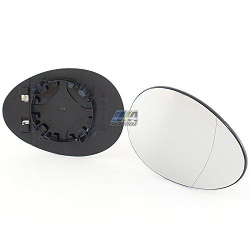 Spiegelglas heizbar asphärisch rechts Beifahrerseite