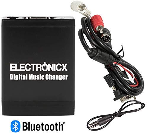 Electronicx Elec-M06-SON-BT Adapter Bluetooth Freisprecheinrichtung USB, AUX, SD, CD-Wechsler, Autoradio,MP3 Player Sony