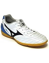 Mizuno Chaussures de Football en Salle Salle Premium 2 in Surf The Web-White - 875cb66067