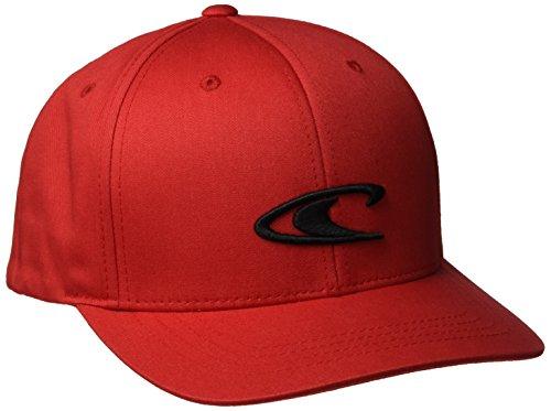 O'Neill Herren Bm Wave Cap Caps, Aurora Rot, One Size