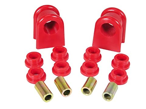 Prothane 1-1113 Red 1-1/4 Front Sway Bar Bushing Kit by Prothane