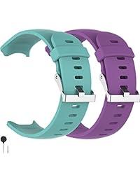 Für Garmin Approach S3Gurt Ersatz Silikon Armband Watch Bands für Garmin Approach S3GPS Golf Watch