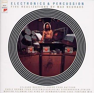 electronics-percussion
