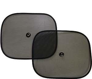 Flexible universel store pare-soleil pour vitres latérales auto2 filet pare-soleil