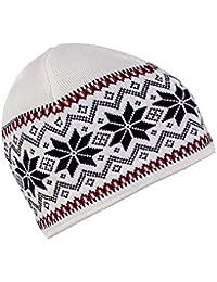 ... e cappellini   Berretti in maglia   Bianco. Dale of Norway - Cappello  da Adulto Garmisch f2aa3d78cd35