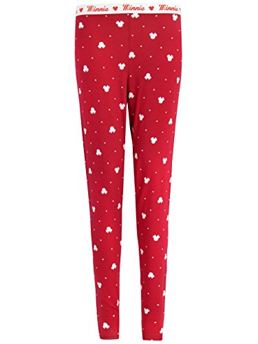 Disney Minnie Mouse Womens Minnie Mouse Lounge Pants