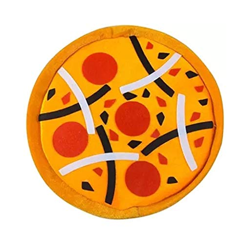 Neue Neuheit Lustige Pizza Hut Verrückte Hut Party Kostüme Witz Foto Requisiten Kinder Spielzeug