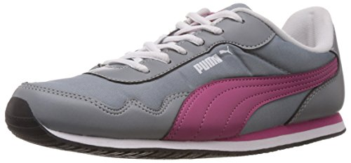 Puma Women's Street Rider Wns DP Tradewin-Fuchsia Purple and White Running Shoes - 5 UK/India (38 EU)  available at amazon for Rs.1699