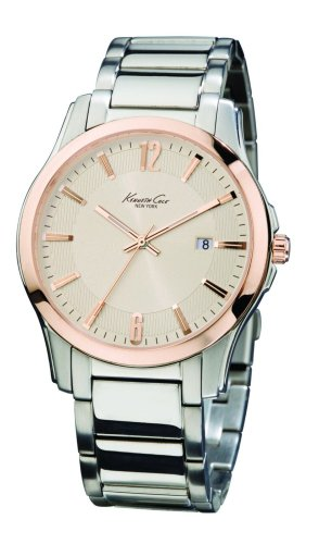 kenneth-cole-kc3752-reloj-analogico-de-caballero-de-cuarzo-con-correa-de-acero-inoxidable-plateada