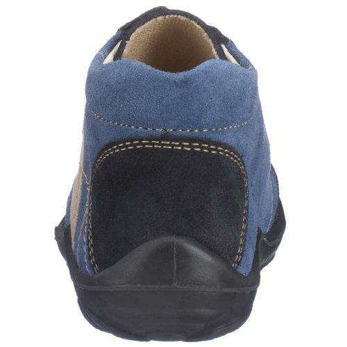 Richter Kinderschuhe , {Chaussures premiers pas pour bébé (garçon) Bleu - Bleu