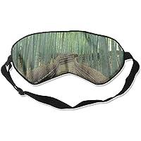 Eye Mask Eyeshade Forest Road Sleeping Mask Blindfold Eyepatch Adjustable Head Strap preisvergleich bei billige-tabletten.eu