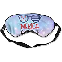 Merica 99% Eyeshade Blinders Sleeping Eye Patch Eye Mask Blindfold For Travel Insomnia Meditation preisvergleich bei billige-tabletten.eu