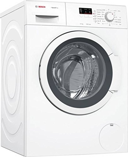 Bosch 6.5 Kg Fully Automatic Front Load Washing Machine White(Wak20061)