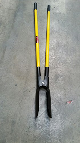 Post Hole Digger with steel Handle by Neilsen