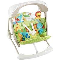 Fisher-Price Columpio Hamaca PORTATIL 2 EN 1 Baby Gear