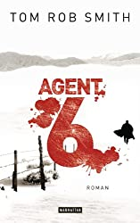 Agent 6: Roman (German Edition)