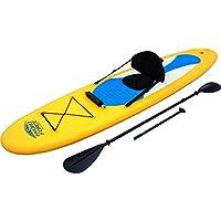 Bestway Sup und Kajak Stand Up Surfboard Set Rip Tide - Tabla de Paddle Surf ,