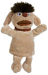Heunec 649675  - Sandmann y amigos, Beanie, perro Moppi 15cm importado de Alemania