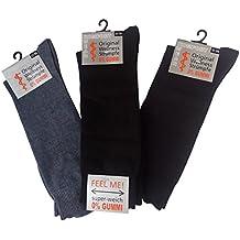 b43a8950820 6 paires de chaussettes de santé homme sans caoutchouc XXL