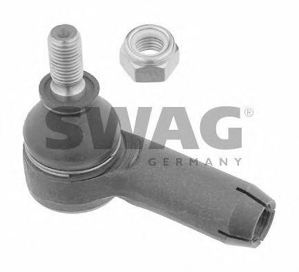 Preisvergleich Produktbild SWAG Spurstangenkopf, 32 71 0006