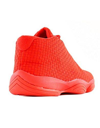 Cultz - Basket tissus montante Cultz 150717 Rouge Rouge